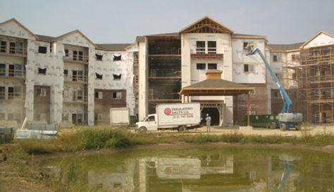 Cincinnati insulation commercial contractor