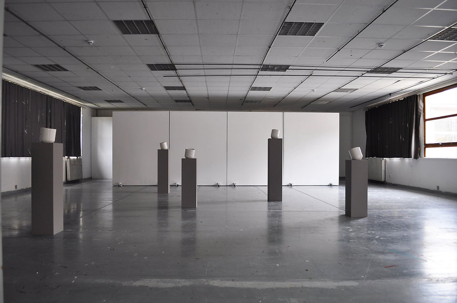Octave Courtin, Cloches, installation sonore, DNSEP, ESSAB-Rennes