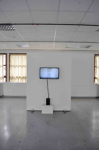 Octave Courtin, Les Exutoires, installation sonore, Ballons, DNSEP, ESSAB-Rennes