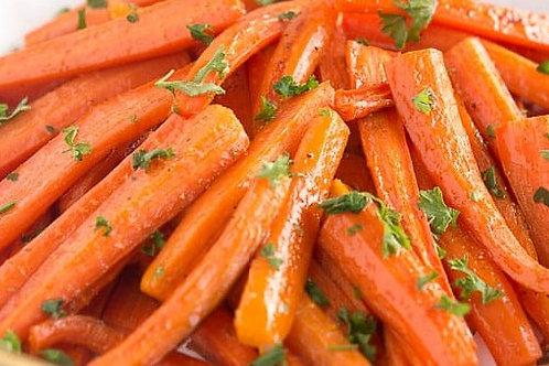 Honey Glazed Carrots-FROZEN