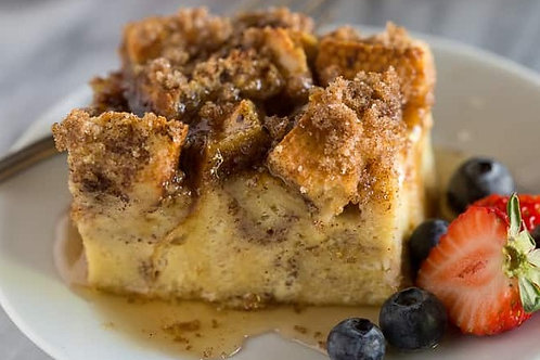 French Toast Casserole- FROZEN