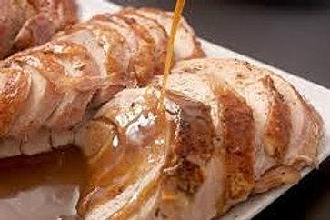 Sliced Turkey Breast in Gravy