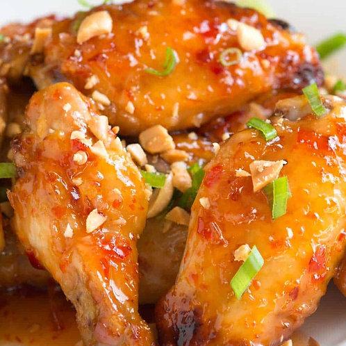 Thai Chili Chicken Wings