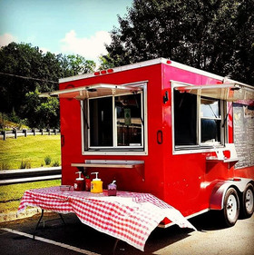 Looking for a food truck for your next party, event, or fundraiser_ _Our calendar is filli