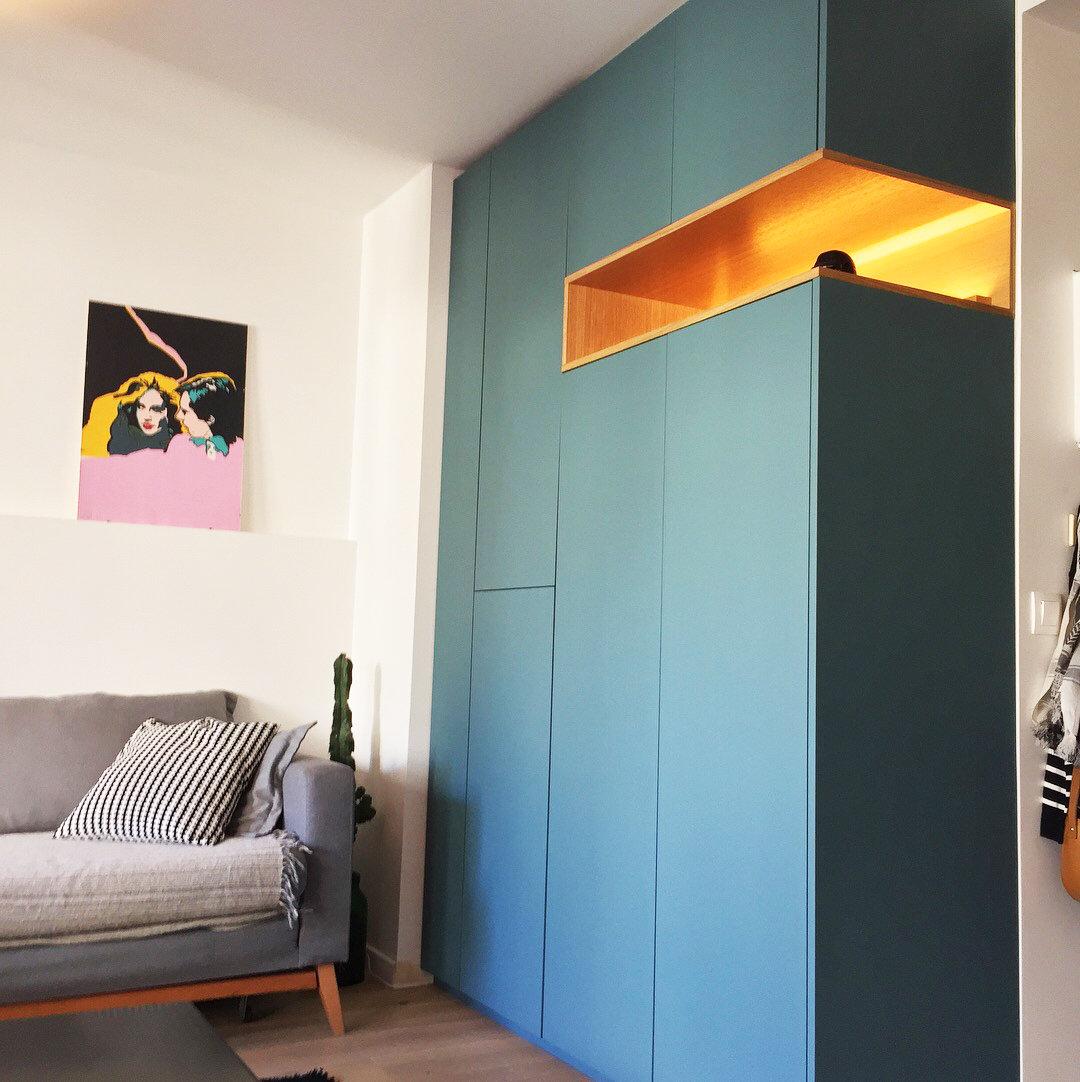 Meuble Sur Mesure Salon meuble de salon sur mesure n°59   lebeaumeuble