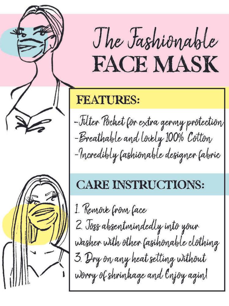 Face Mask Insert