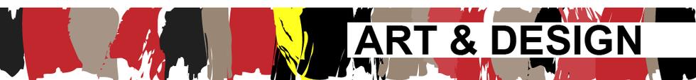 Art Department Header - CCA