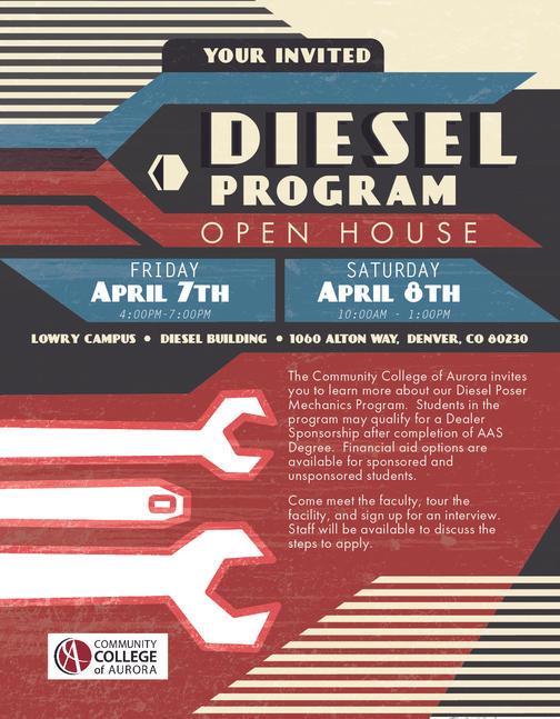 Diesel Mechanics Open House