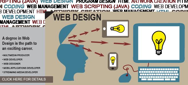 WebDesign slider - CCA