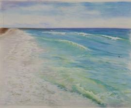 Surf in pastel