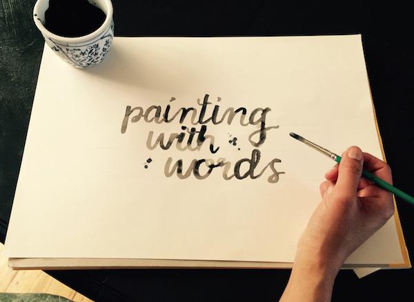 is writing an art
