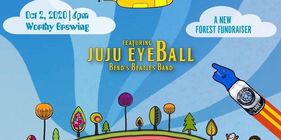 Operation Appleseed : Forest Revival Concert with JuJu Eyeball