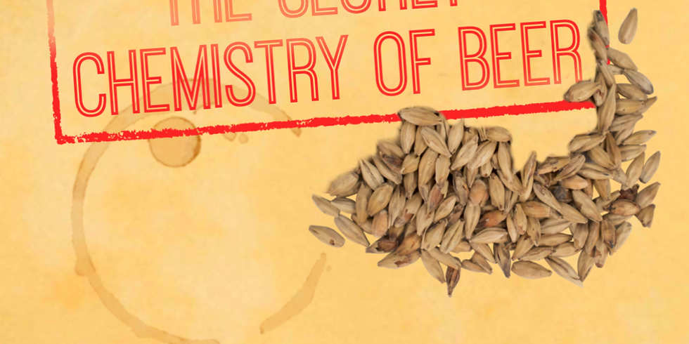 Ideas on Tap from University of Oregon: The Secret Chemistry of Beer
