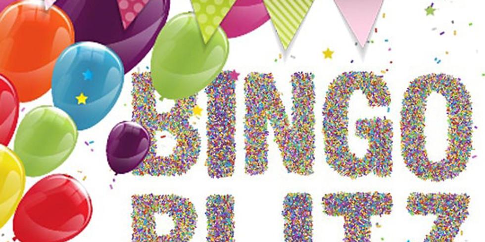 Bingo Blitz: Birthday Edition