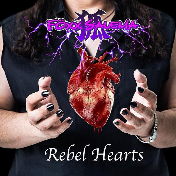 Föxx Salema = Rebel Hearts