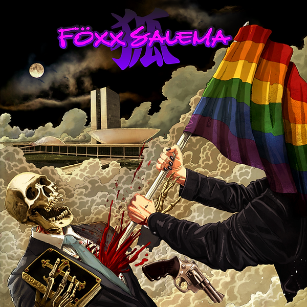 Föxx Salema = Mankind (Raw Version)