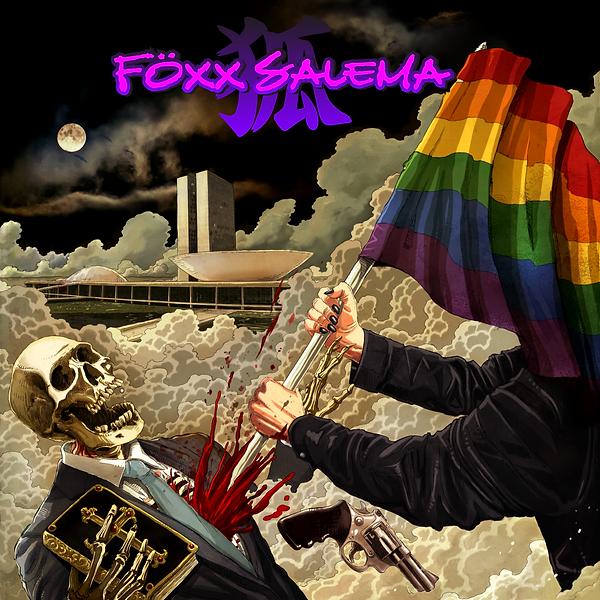 Föxx Salema = Mankind (Raw Version)