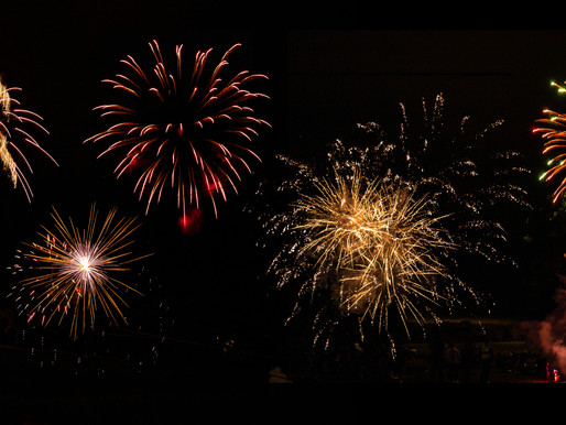Fireworks Photography 101