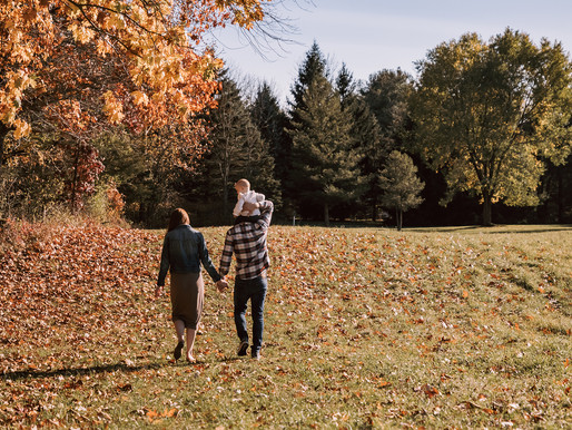 4 Reasons Why You Shouldn't Wait Until Autumn for Photos!