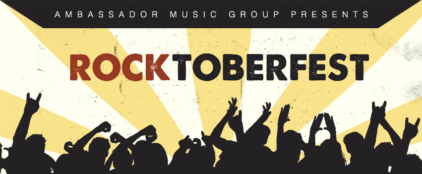 Banner Image for Rocktoberfest 2019
