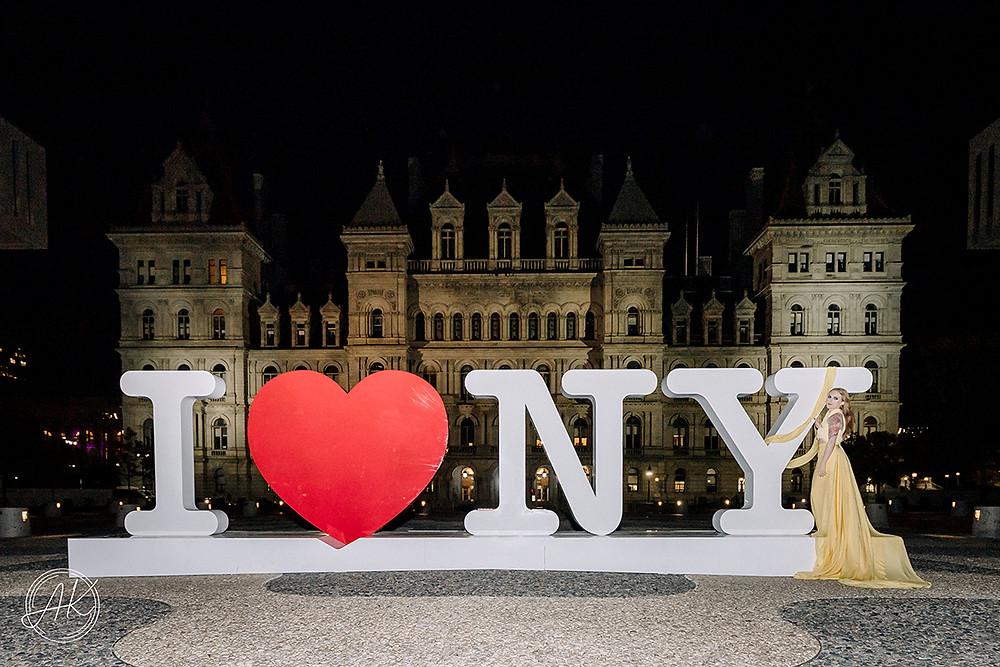 I Love NY, Albany NY