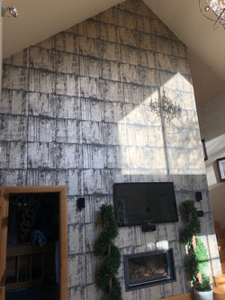 A High Feature wall