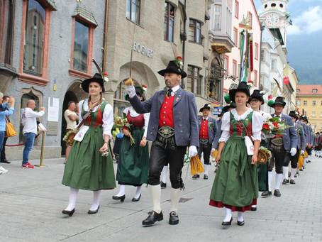 Bataillonsfest Innsbruck