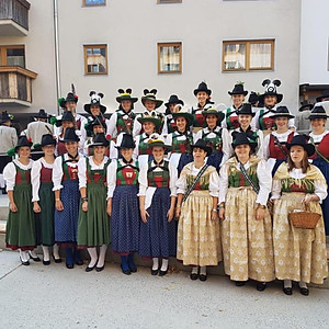 3. Tiroler Marketenderinnen Treffen