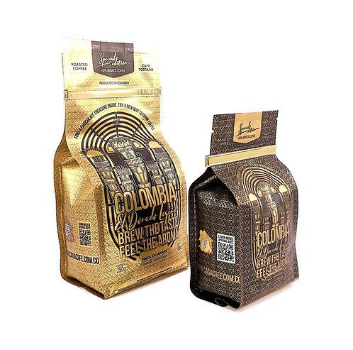 Regalo Corporativo café Leyenda de El Dorado