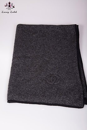 Chanel Large Cashmere shawl (Brand New)