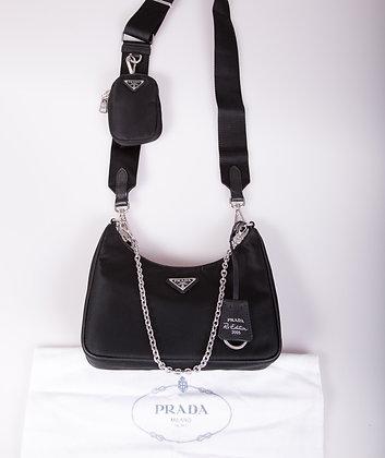Prada Re-Edition 2005 nylon crossbody bag (Brand New)
