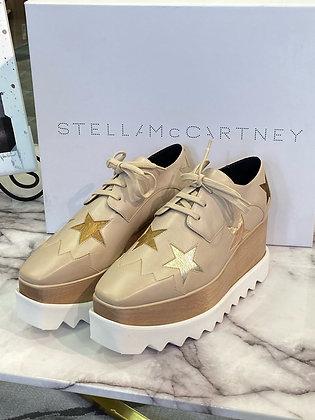 Stella McCartney Wedges 37.5 (fit like US 7.5)
