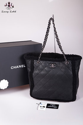 Chanel Coco Neige Shopping Tote