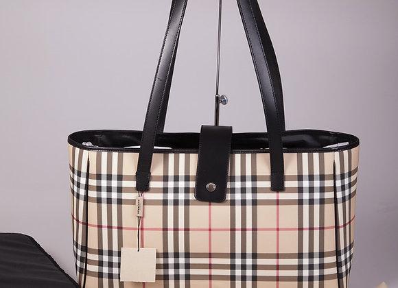 Burberry Diaper Bag (brand new/w tags)