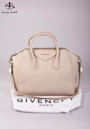 Givenchy Large Antigona Leather Satchel