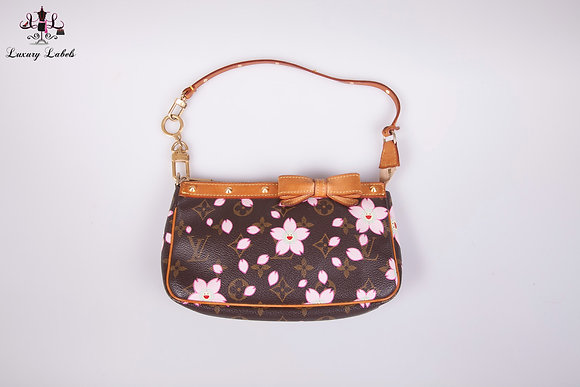 Louis Vuitton Limited Edition Cherry Blossom Pochette