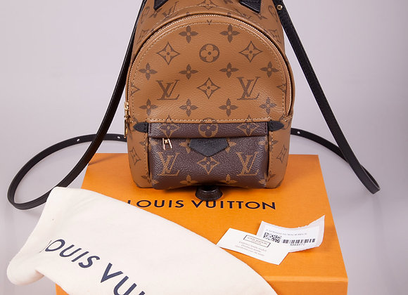 Louis Vuitton Palm Springs Reverse Mini Backpack
