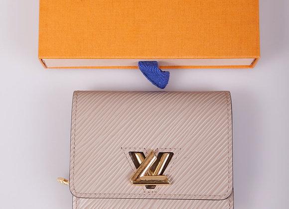 Louis Vuitton Twist Epi Leather Compact Wallet