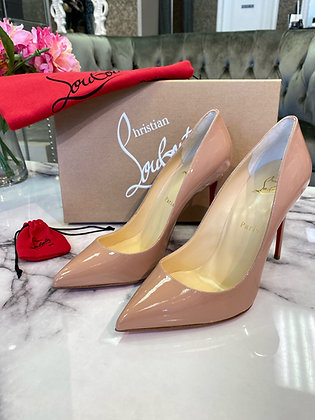 Christian Louboutin Pigalle 100 size 38.5 (Brand New)