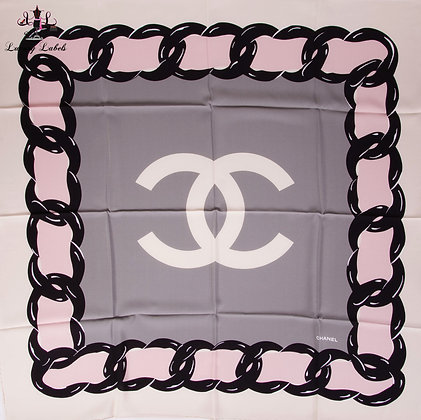 Chanel Silk Scarf (Brand New)