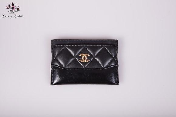 Chanel Calfskin Cardholder