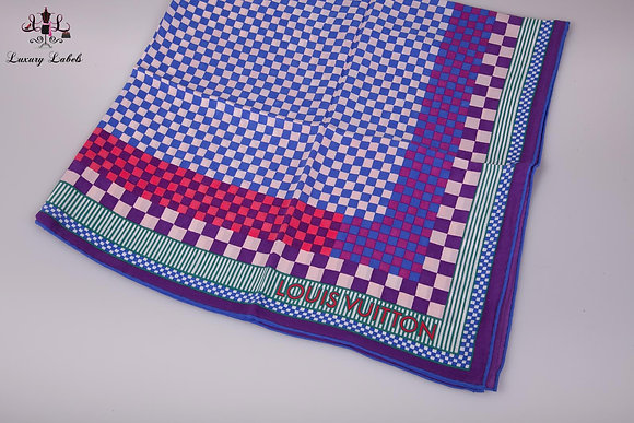 Louis Vuitton Silk Scarf (Brand New)