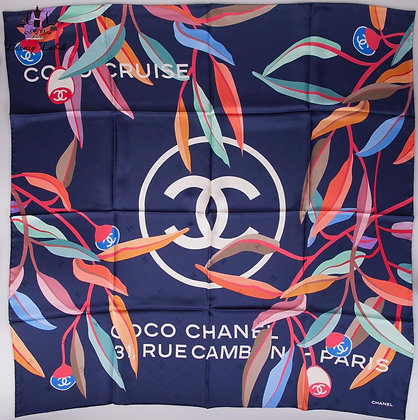 Chanel Silk Scarf (brand new)