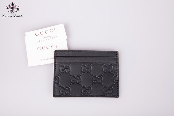 Gucci Signature Card Holder (brand new)