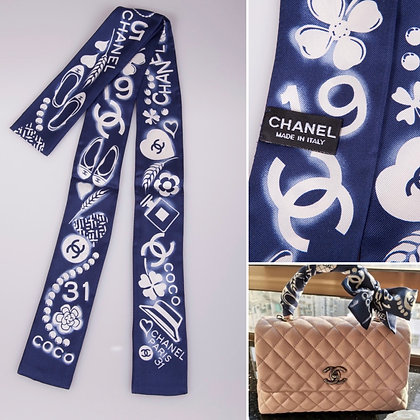 Chanel Bandeau/twilly (brand new)