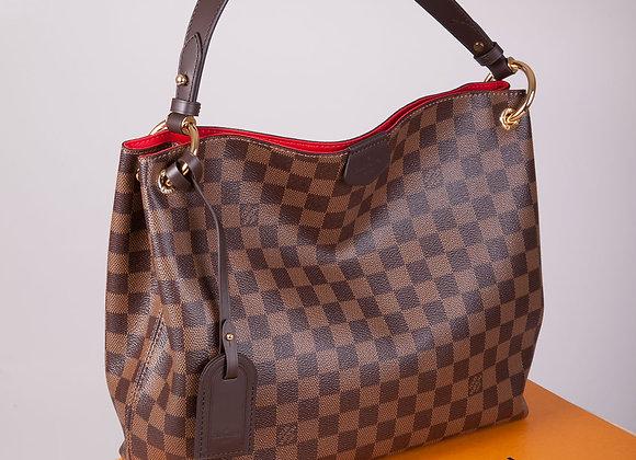 Louis Vuitton Graceful PM damier hobo