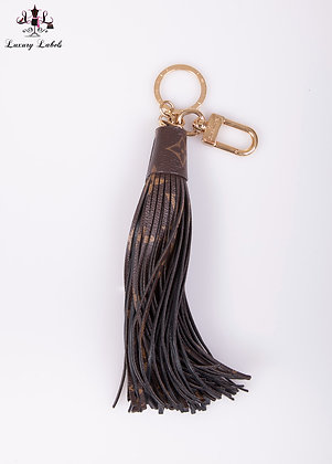 Louis Vuitton Monogram Tassel Bag Charm