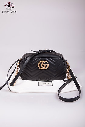 Gucci GG Marmont Small Crossbody Bag