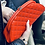 Thumbnail: Chanel Red Patent Leather Clutch Bag