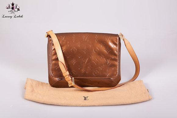 Louis Vuitton Monogram Vernis Thompson Street Bag